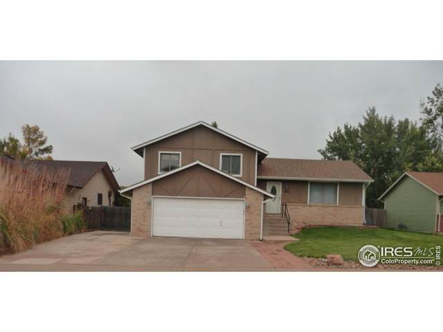 226 47th Ave Ct, Greeley, CO 80634 (#953367) :: HergGroup Colorado