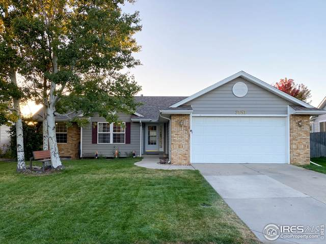 3151 52nd Ave, Greeley, CO 80634 (#953368) :: HergGroup Colorado