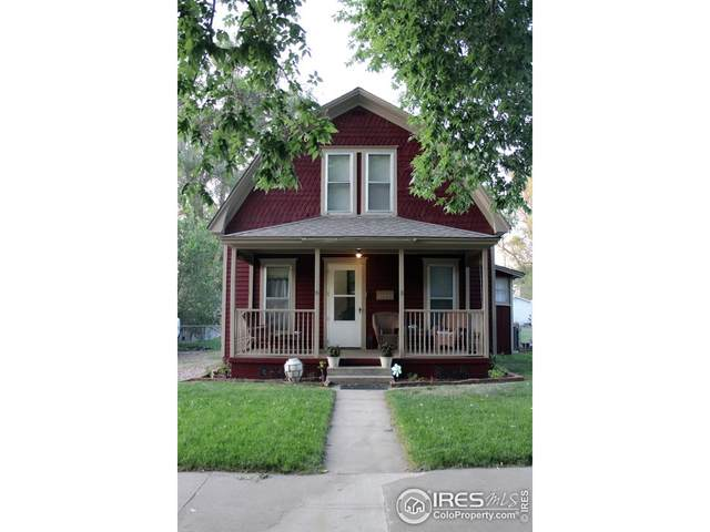 1319 13th St, Greeley, CO 80631 (MLS #953382) :: Bliss Realty Group