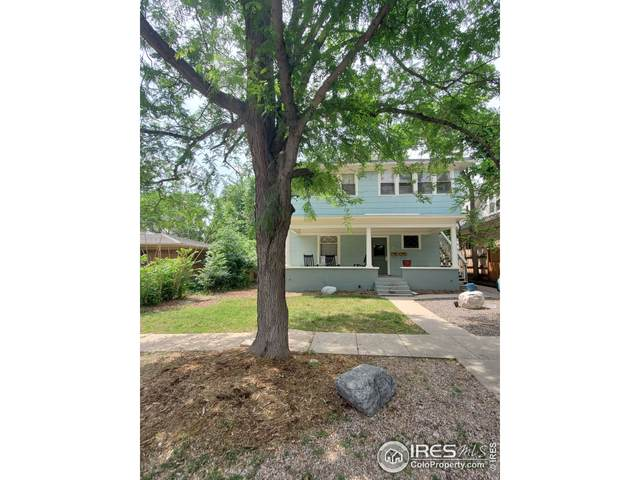 710 Concord Ave, Boulder, CO 80304 (MLS #953384) :: You 1st Realty