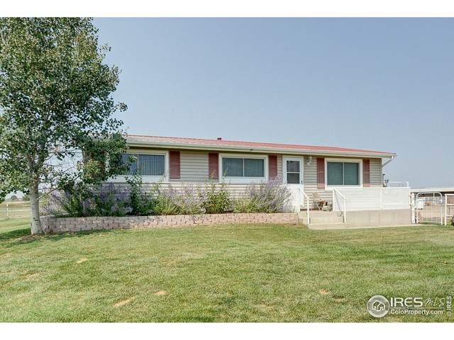 23795 County Road 35, La Salle, CO 80645 (MLS #953389) :: Jenn Porter Group