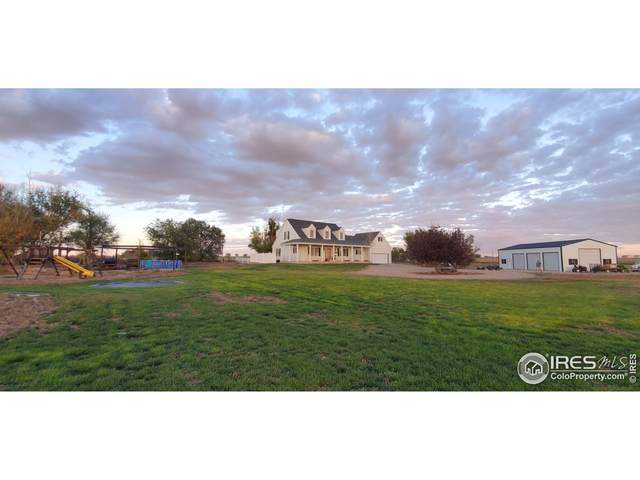 35475 County Road 43, Eaton, CO 80615 (MLS #953395) :: Jenn Porter Group