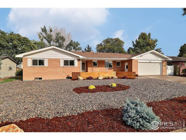2322 50th Ave, Greeley, CO 80634 (#953398) :: The Margolis Team