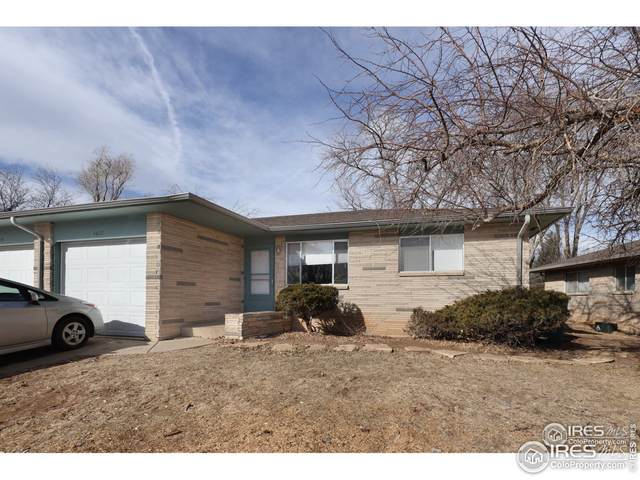 1617 Azalea Dr, Fort Collins, CO 80526 (MLS #953399) :: You 1st Realty