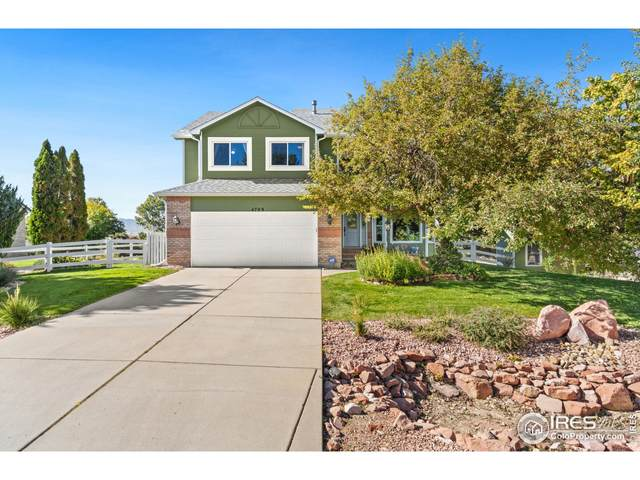 4709 High Country Rd, Loveland, CO 80537 (MLS #953403) :: You 1st Realty