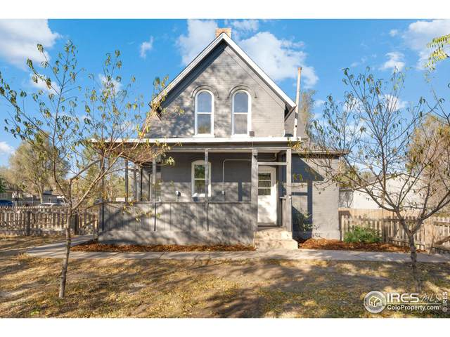1003 4th St, Greeley, CO 80631 (MLS #953446) :: Bliss Realty Group