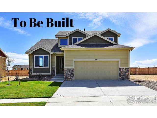 1814 104th Ave, Greeley, CO 80634 (MLS #953449) :: Coldwell Banker Plains