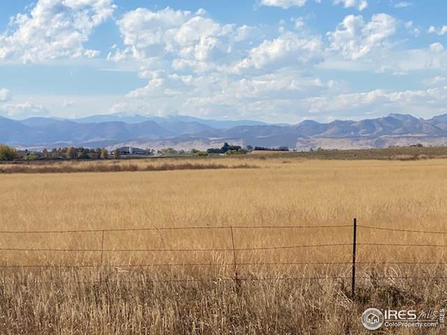 0 N County Road 7, Wellington, CO 80549 (MLS #953454) :: You 1st Realty