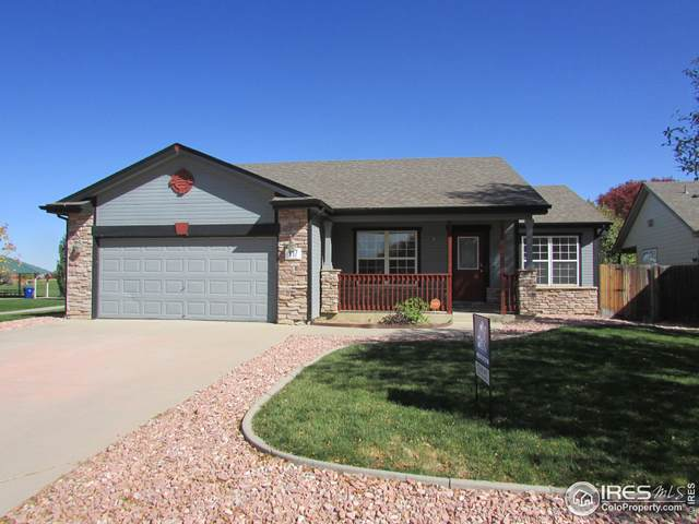 117 Alabaster Way, Johnstown, CO 80534 (MLS #953470) :: Tracy's Team
