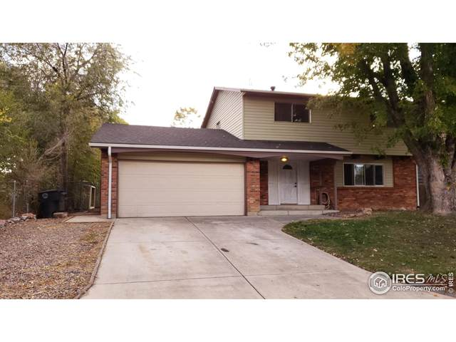 27 James Cir, Longmont, CO 80501 (MLS #953476) :: You 1st Realty