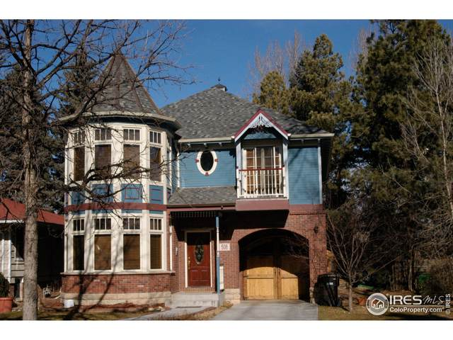 508 W Mountain Ave, Fort Collins, CO 80521 (MLS #953486) :: You 1st Realty
