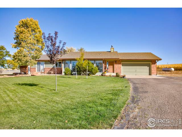 14423 County Road 76, Eaton, CO 80615 (MLS #953489) :: You 1st Realty