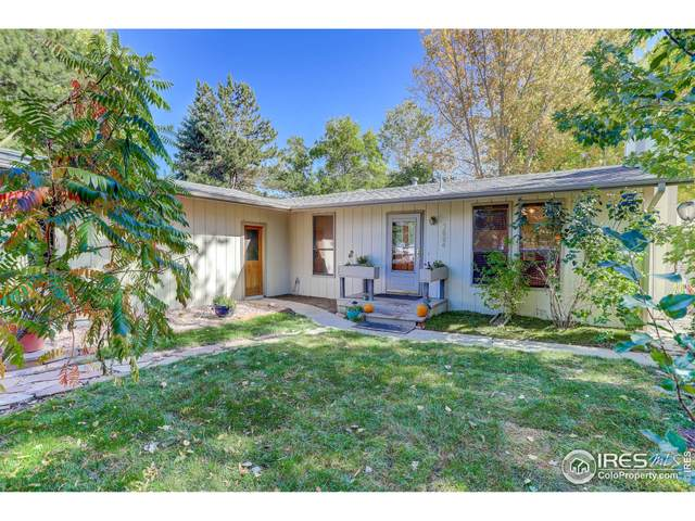 7684 Nikau Dr, Niwot, CO 80503 (MLS #953492) :: You 1st Realty