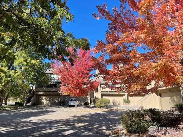 2962 Kalmia Ave #30, Boulder, CO 80301 (MLS #953502) :: You 1st Realty