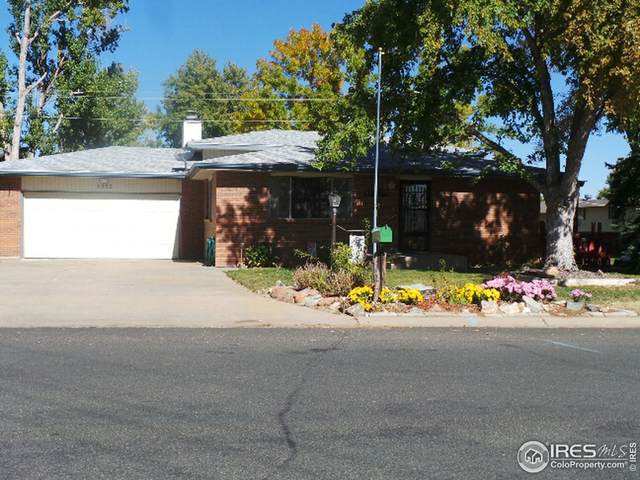 2639 49th Ave Ct, Greeley, CO 80634 (MLS #953505) :: You 1st Realty