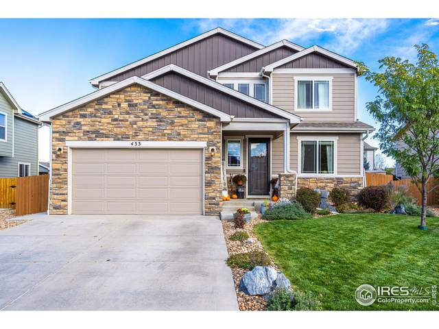 433 Heritage Ln, Johnstown, CO 80534 (MLS #953515) :: You 1st Realty