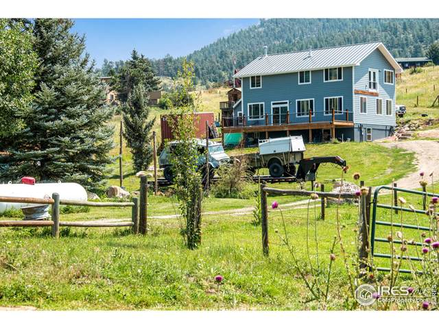 342 Snow Top Dr, Drake, CO 80515 (MLS #953521) :: You 1st Realty