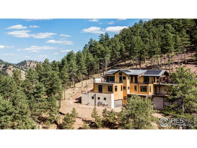 511 Bow Mountain Rd, Boulder, CO 80304 (MLS #953523) :: You 1st Realty
