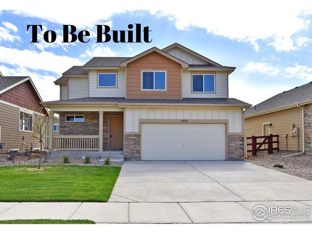 1824 101st Ave Ct, Greeley, CO 80634 (MLS #953546) :: Coldwell Banker Plains