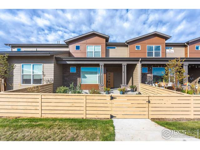 411 Skyraider Way #2, Fort Collins, CO 80524 (MLS #953555) :: Coldwell Banker Plains