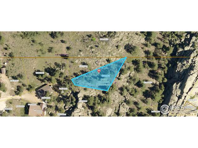 0 Address Not Published, Red Feather Lakes, CO 80545 (MLS #953557) :: Sears Real Estate