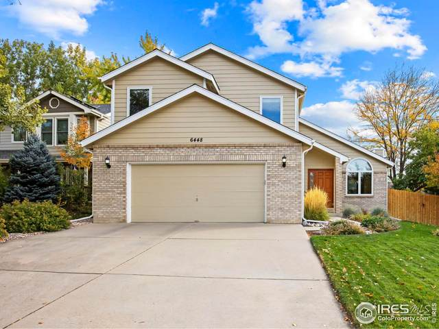 6448 Edgeware St, Fort Collins, CO 80525 (#953569) :: RE/MAX Professionals