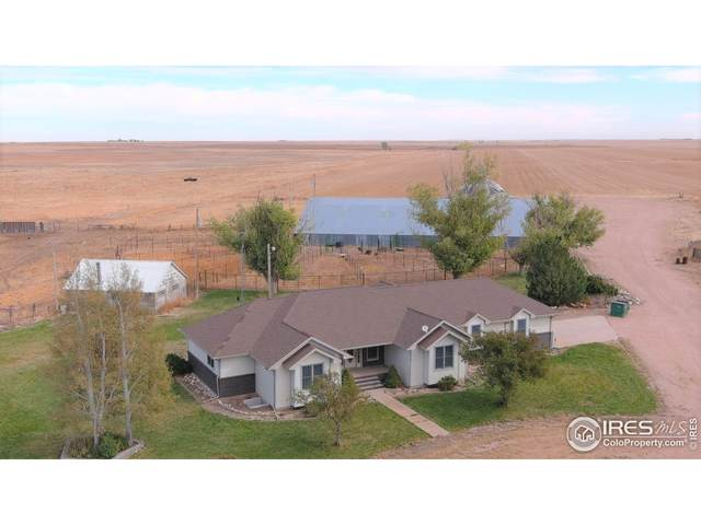 4152 County Road 91, Haxtun, CO 80731 (MLS #953572) :: RE/MAX Elevate Louisville