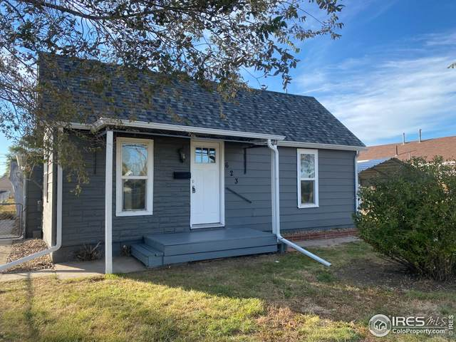 623 N 4th Ave, Sterling, CO 80751 (MLS #953594) :: RE/MAX Alliance