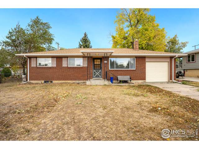 2410 W 14th St, Greeley, CO 80634 (MLS #953598) :: RE/MAX Elevate Louisville