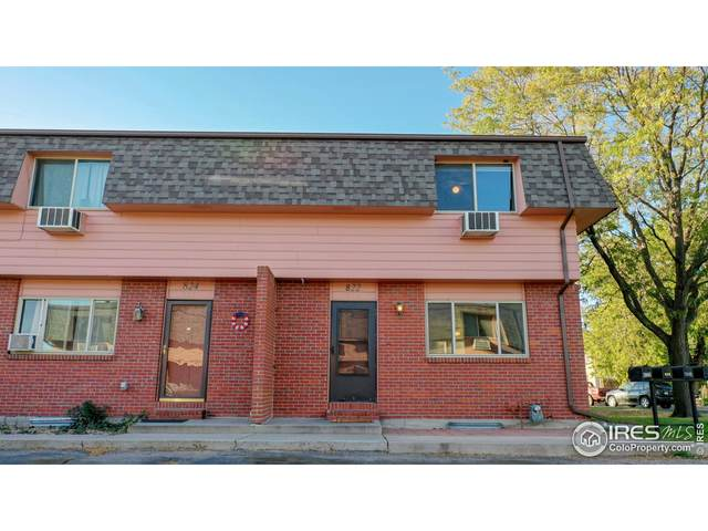 822 37th Ave Ct, Greeley, CO 80634 (MLS #953609) :: RE/MAX Alliance
