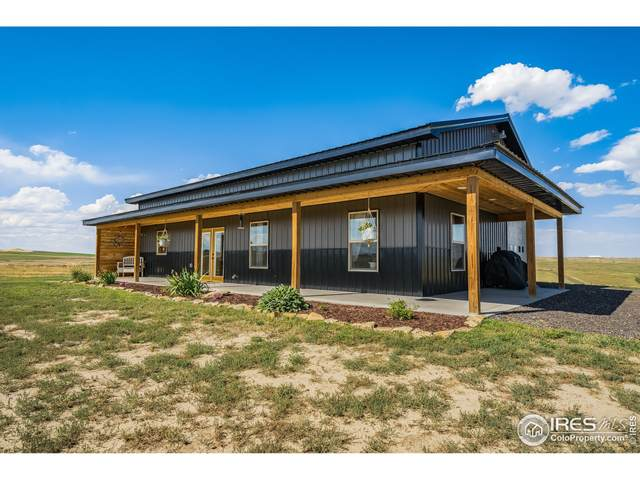45850 County Road 15, Fort Collins, CO 80524 (MLS #953624) :: RE/MAX Alliance