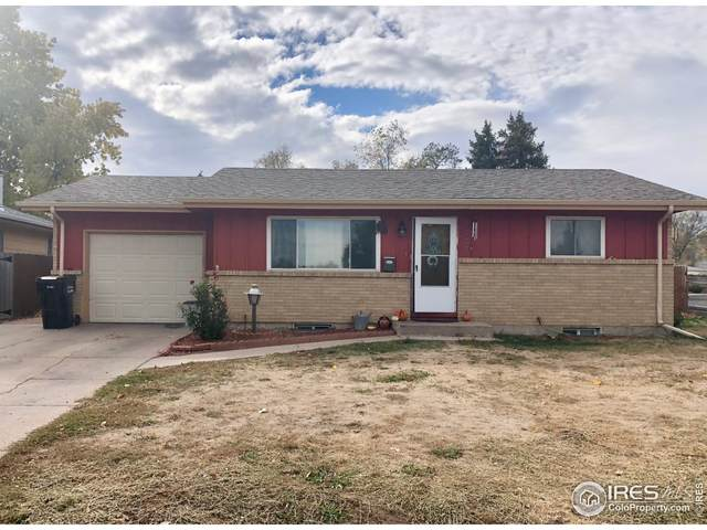 3028 W 6th St, Greeley, CO 80634 (MLS #953635) :: RE/MAX Alliance