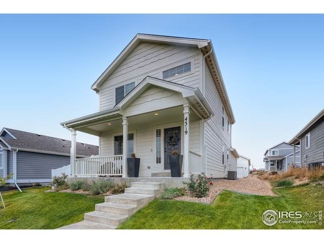 4319 Sunflower Rd, Evans, CO 80620 (MLS #953637) :: You 1st Realty