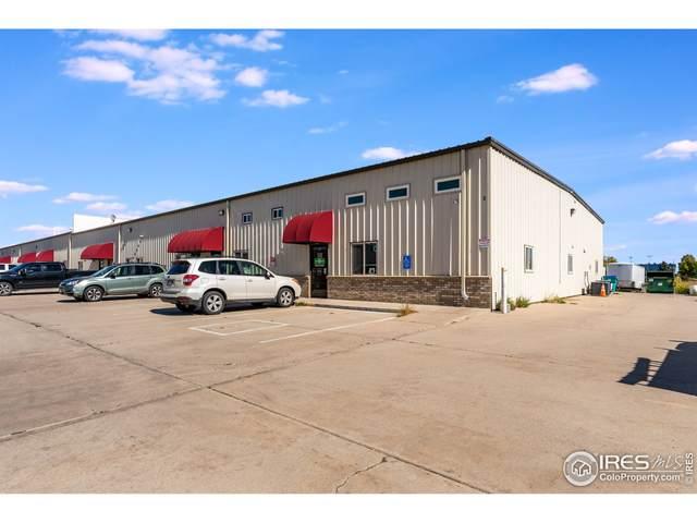 561 E Garden Dr J, Windsor, CO 80550 (MLS #953651) :: Sears Real Estate