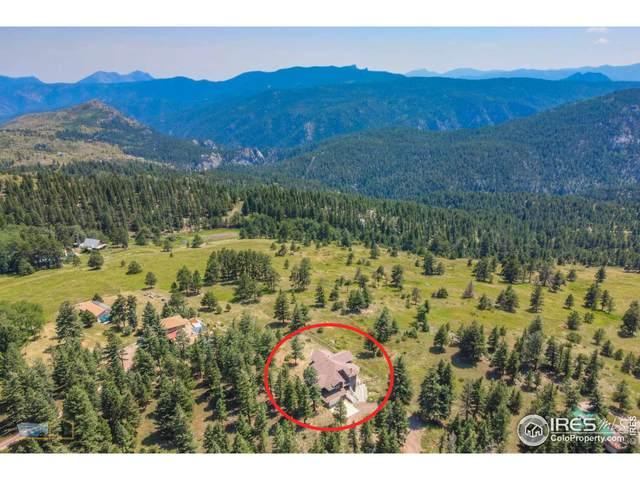 5139 Sugarloaf Rd, Boulder, CO 80302 (MLS #953661) :: You 1st Realty