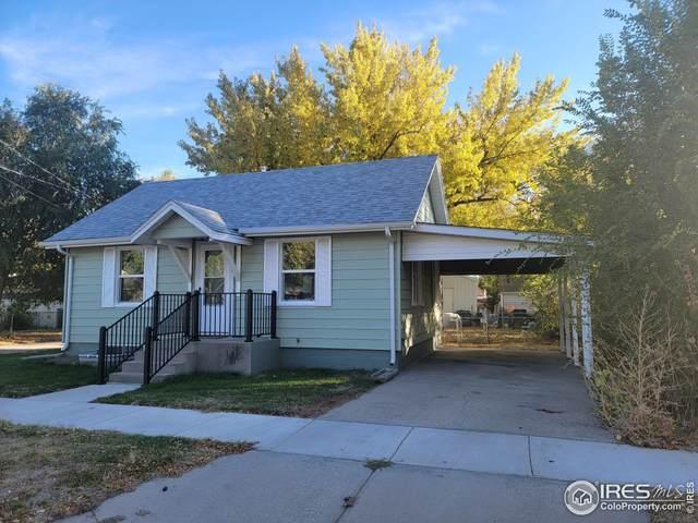 116 Edmunds St, Brush, CO 80723 (MLS #953662) :: RE/MAX Alliance