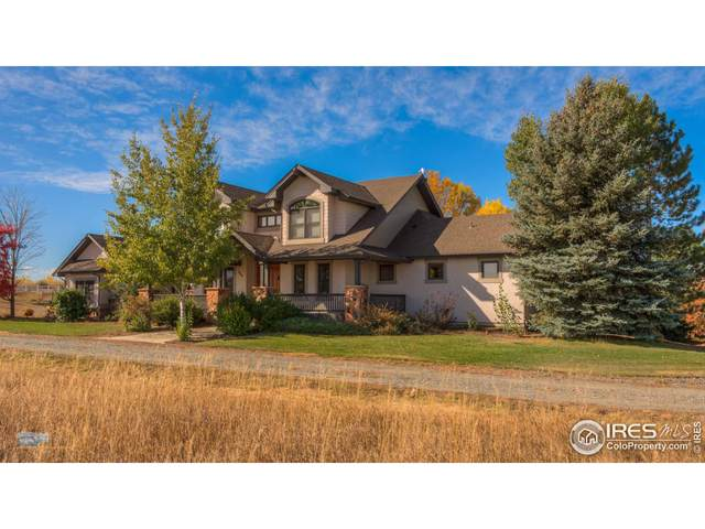 8850 N County Line Rd, Longmont, CO 80503 (MLS #953671) :: You 1st Realty