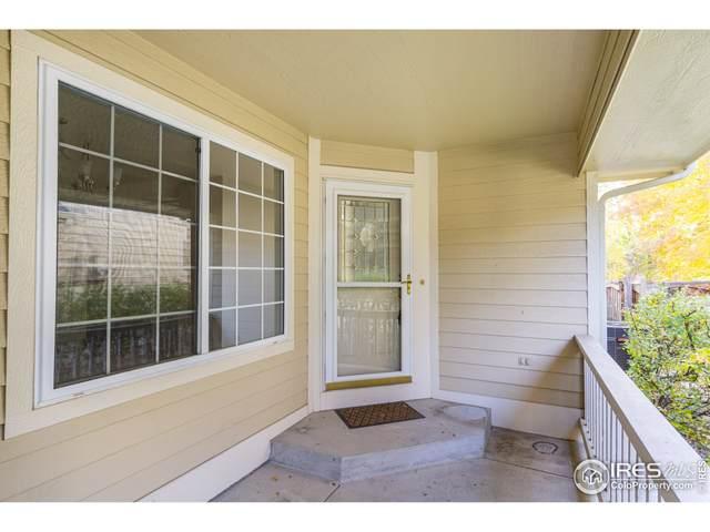 3500 Swanstone Dr #11, Fort Collins, CO 80525 (MLS #953676) :: Jenn Porter Group
