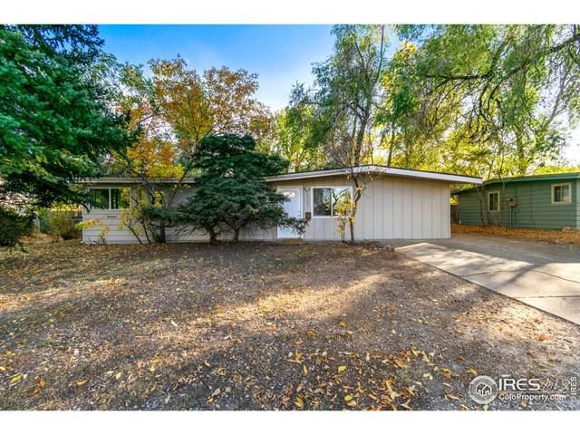 621 W Prospect Rd, Fort Collins, CO 80526 (MLS #953681) :: Jenn Porter Group