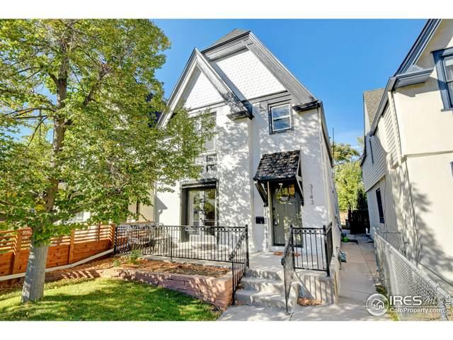 3143 W Denver Pl, Denver, CO 80211 (#953682) :: The Griffith Home Team