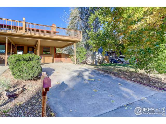 420 S Carr Ave W, Lafayette, CO 80026 (MLS #953689) :: RE/MAX Alliance
