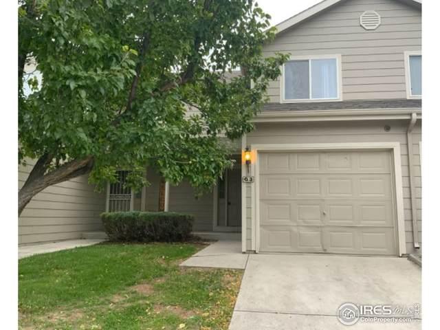 1637 Westbridge Dr G3, Fort Collins, CO 80526 (MLS #953690) :: Jenn Porter Group