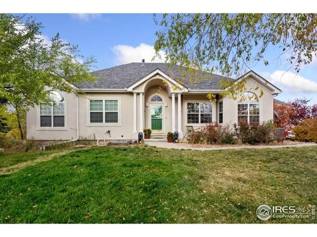 410 High Ct, Fort Collins, CO 80521 (MLS #953693) :: Jenn Porter Group
