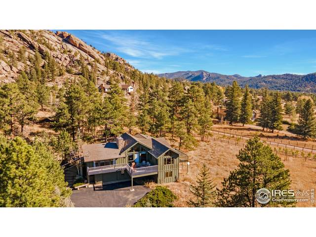1309 Devils Gulch Rd, Estes Park, CO 80517 (MLS #953695) :: You 1st Realty