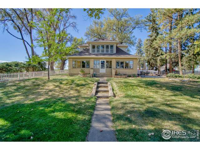 36731 County Road 33, Eaton, CO 80615 (MLS #953696) :: RE/MAX Alliance