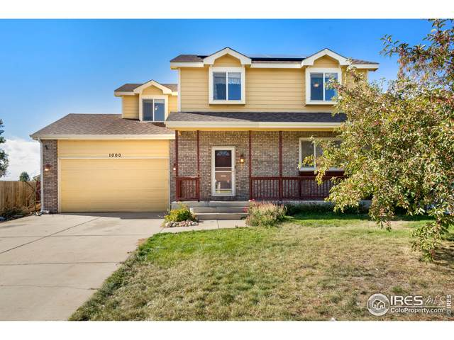 1000 Canyon Dr, Windsor, CO 80550 (MLS #953697) :: Tracy's Team