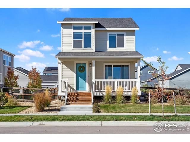 12873 Park Creek Way, Longmont, CO 80504 (#953705) :: Kimberly Austin Properties