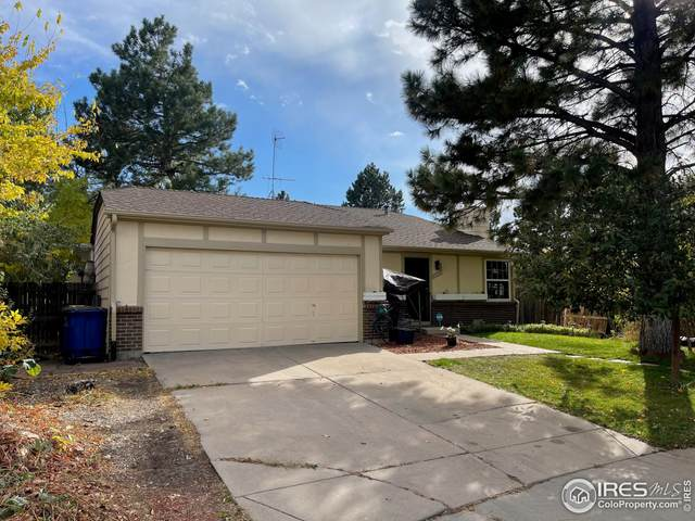 3642 S Quintero St, Aurora, CO 80013 (MLS #953708) :: Bliss Realty Group