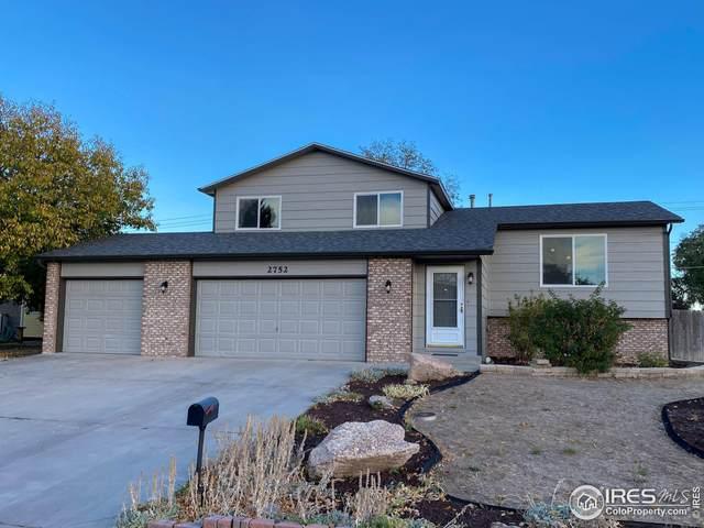2752 W 25th St Rd, Greeley, CO 80634 (#953710) :: iHomes Colorado