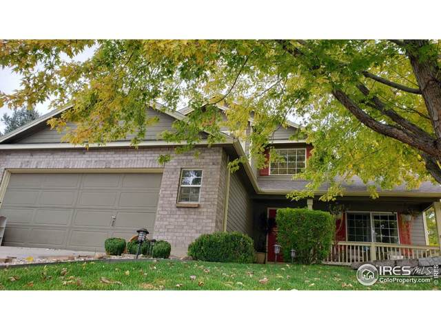 2320 Flagstaff Dr, Longmont, CO 80504 (MLS #953713) :: You 1st Realty